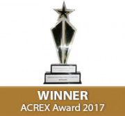 ACREX award india 2017