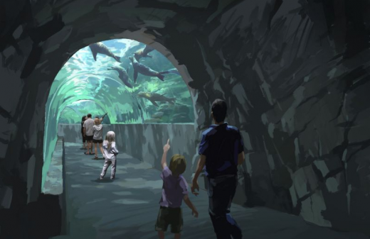 ZooStLouis_Tunnel