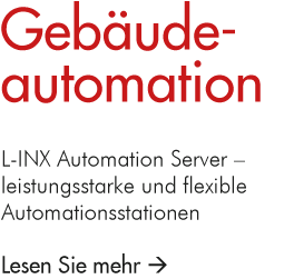 L-INX Automation Server