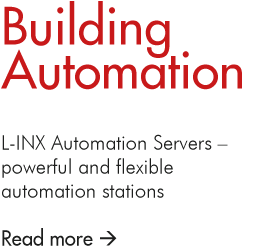 L-INX Automation Servers