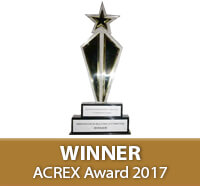 ACREX award India 2017 - Innovation in Building Automation