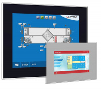 Glass L-VIS Touch Panels
